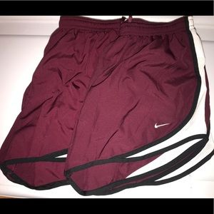 Nike Lined Dri-Fit Shorts Lot Size Medium